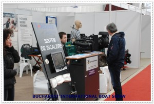 BUCHAREST INTERNATIONAL BOAT SHOW 89