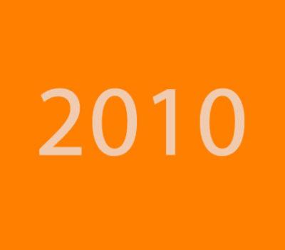 Editia 2010
